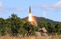 Moskwa pr�y musku�y. Resort obrony Rosji: udana pr�ba rakiety balistycznej Iskander-M