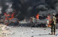 Islami�ci, broni�c si�, podpalili szyby naftowe wok� irackiej Kajary