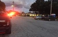 74-latka pomyli�a hamulec z peda�em gazu i wjecha�a w t�um, rani�c 9 os�b
