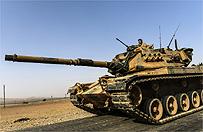 Turcja rozpocz�a operacj� zbrojn� przeciwko Pa�stwu Islamskiemu w Syrii