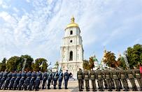 Wsp�lna deklaracja prezydent�w Polski i Ukrainy. Prezydent Andrzej Duda: Polska wspiera europejskie d��enia Ukrainy