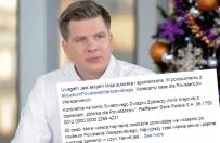 Filip Chajzer organizuje zbi�rk� pieni�dzy na powsta�c�w