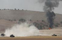 """Akcja """"Tarcza Eufratu"""" w Syrii. Rebelianci wyzwolili z r�k d�ihadyst�w miasto D�arabulus"""