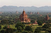 Silne trz�sienie ziemi w Birmie. Ucierpia�y s�ynne �wi�tynie Pagan