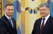 """Wizyta prezydenta Polski na Ukrainie. Duda przedstawi� ambitn� wizj� geopolityki, chce silnego paktu pa�stw """"Tr�jmorza"""""""