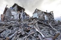 Tragiczny bilans w�oskich trz�sie� ziemi