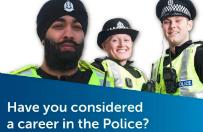 Hid�ab jako cz�� policyjnego umundurowania. Tak szkocka policja zach�ca muzu�manki do zasilania jej szereg�w