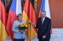Odmienne stanowiska Niemiec i Czech w sprawie uchod�c�w