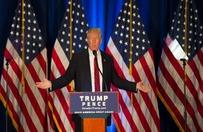 """Trump: Clinton prowadzi�a """"kryminalne przedsi�biorstwo"""""""