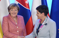 Premier Angela Merkel podr�uje po Europie. Tematem rozm�w jest sytuacja UE