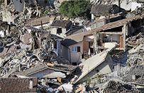W�ochy: ponad 5 tys. wstrz�s�w wt�rnych po trz�sieniu ziemi w sierpniu
