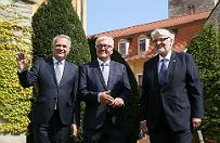 Szefowie MSZ pa�stw Tr�jk�ta Weimarskiego: chcemy wzmocni� UE