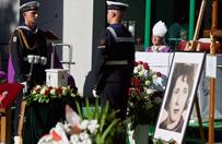 Na gda�skim Cmentarzu Srebrzysko po�egnanie Anny Kurskiej