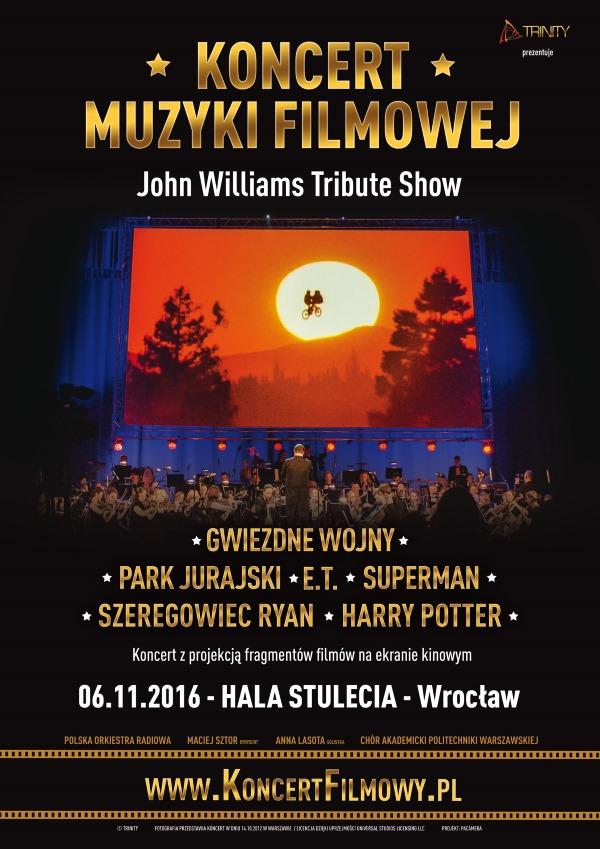 John Williams Tribute Show w wykonaniu Polskiej Orkiestry Radiowej pod dyrekcj� Macieja Sztora