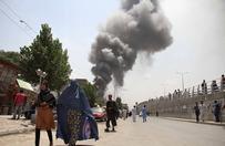 36 ofiar �miertelnych zderzenia cysterny z autobusem w Afganistanie