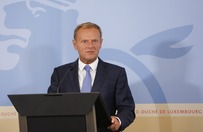 Donald Tusk upomnia� si� o uchod�c�w podczas G20