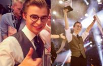 Sukces Polaka! Wygra� Eurowizj� M�odych Muzyk�w!