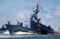 Flota Bałtycka ćwiczy w obwodzie kaliningradzkim. W manewrach bierze udział około 1000 żołnierzy