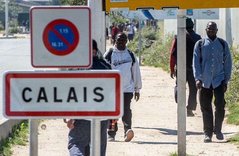 Wielka Brytania potwierdza rozpocz�cie budowy muru w Calais