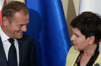 Premier o rezolucji: PE da� si� wci�gn�� w gr� polityczn� PO