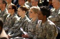 Kobiety w �wiatowych armiach. Jaka jest sytuacja �o�nierek w poszczeg�lnych krajach