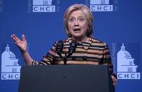 Sonda�: przewaga Hillary Clinton nad Donaldem Trumpem