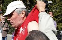 Przepychanki przed rosyjskimi plac�wkami dyplomatycznymi