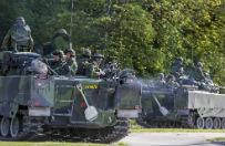 Szwedzka armia wr�ci�a na Gotlandi�. Media: to przez zagro�enie ze strony Rosji