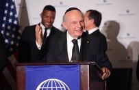 Rabin Arthur Schneier laureatem Nagrody Or�a Jana Karskiego