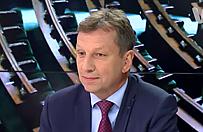 Andrzej Halicki w rozmowie z Kamil� Baranowsk�: Misiewicz nie mo�e by� koz�em ofiarnym