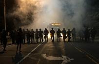 USA: policja upubliczni�a nagrania z akcji w Charlotte