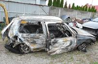 Po wypadku spalili samoch�d i zostawili obok umieraj�c� kole�ank�. Trafi� do aresztu