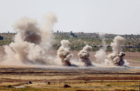 Resorty obrony Rosji i USA rozmawia�y o ostrzale w Dajr az-Zaur