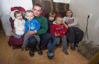 Jest decyzja w sprawie rodziny pana Wojciecha z �odzi. S�d: dzieci zostaj� z ojcem