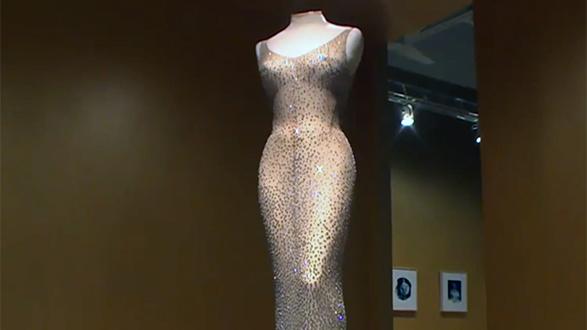 Kultowa sukienka Marilyn Monroe na aukcji