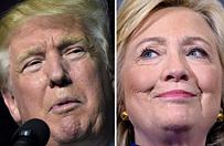 Debata telewizyjna kandydat�w na prezydenta USA. Nerwowe pierwsze starcie