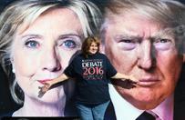 Sonda�e daj� r�wne szanse kandydatom na prezydenta USA