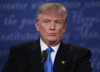 Donald Trump po pierwszej debacie prezydenckiej: Clinton tylko m�wi, nie dzia�a. Nie sprawi, �e Ameryka zn�w b�dzie wielka