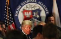 Donald Trump, za zamkni�tymi drzwiami, obiecuje zaj�� si� zniesieniem wiz dla Polak�w