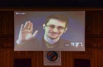 Norwegia nie pozwoli Snowdenowi odebra� nagrody