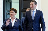 Zmiany w rz�dzie PiS. Szyd�o: oboje z Mateuszem Morawieckim jeste�my pomaza�cami prezesa Jaros�awa Kaczy�skiego