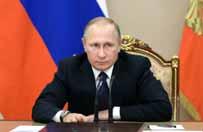 W�adimir Putin: Rosja nie ma zamiaru atakowa� �adnego pa�stwa