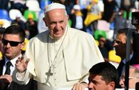Rzym: wypadek z udziałem policjanta z eskorty papieża Franciszka