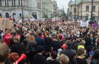 Demonstracja przeciwników aborcji w Paryżu