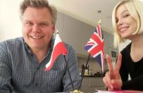 Brin Best, wsp�autor ksi��ki o Polakach w UK: dzi�ki wam Wielka Brytania jest lepszym miejscem do �ycia