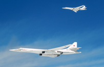 MSZ Islandii: niebezpieczny manewr rosyjskich pilot�w. Przelecieli tu� obok samolotu pasa�erskiego