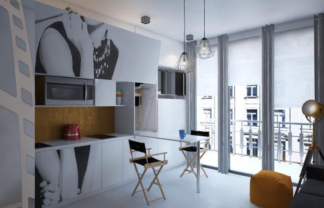 Jak urządzić kuchnię, która wcale nie wygląda jak kuchnia   -> Kuchnia Elektryczna Nie Grzeje