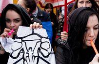 ONR chce ukarania uczestnik�w marsz�w przeciwko zakazowi aborcji. Partia Razem reaguje
