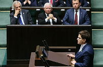 Sejm odrzuci� projekt ws. aborcji. Szyd�o zaprezentowa�a trzy zobowi�zania rz�du ws. ochrony �ycia