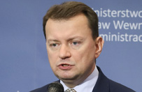 Mariusz B�aszczak: list policjant�w ws. pseudokibic�w jest natury politycznej